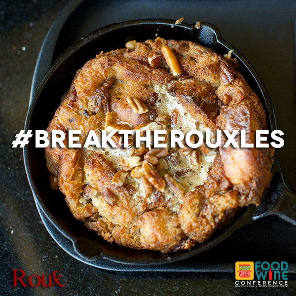 #BreakTheRouxles instagram Contest