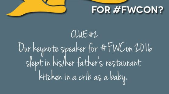 Guess Keynote Speaker #FWcon