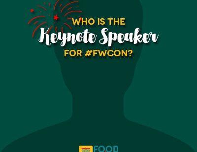 Guess the #FWCon Keynote Speaker